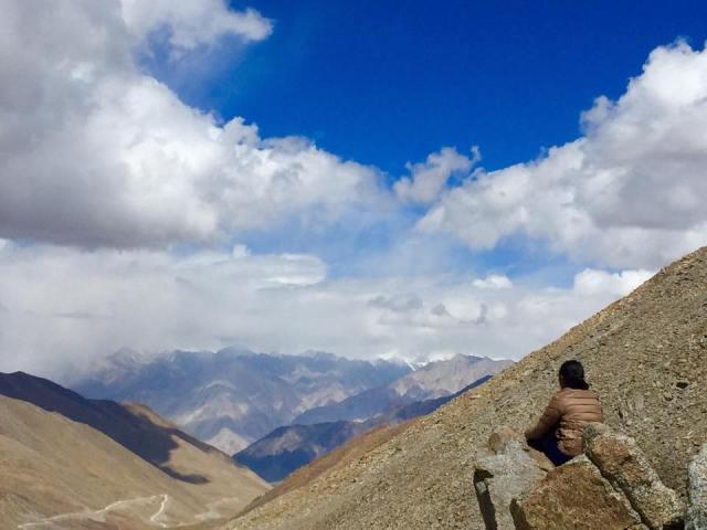 Top of Khardung-la